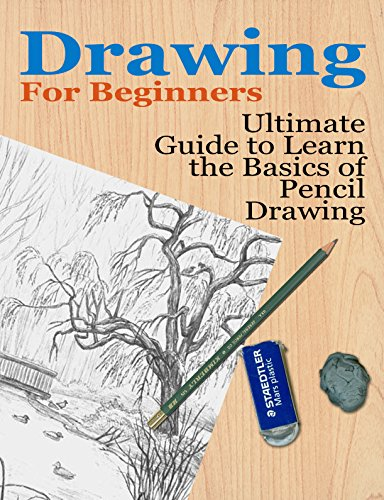 Drawing: For Beginners- Ultimate Guide to Learn the Basics of Pencil Drawing (How to Draw, Art) (Drawing, Art) (Drawing Books For Kindle compare prices)