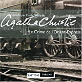echange, troc Christie/Agatha - Le Crime de l'Orient-Express (3 CD audio)