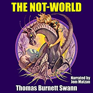The Not-World Audiobook