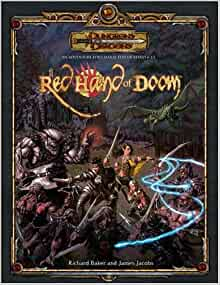 The Red Hand of Doom (Dungeons & Dragons d20 3.5 Fantasy