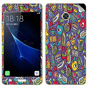 Theskinmantra Revenge Samsung Galaxy J3 Pro SKIN/DECAL (NOT A BACK COVER)