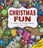 Christmas Fun: A Spot-It Challenge (A+ Books: Spot It)