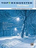 Top-Requested Christmas Sheet Music: Easy Piano (Top-Requested Sheet Music)
