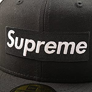 SUPREME シュプリーム ×Playboy 17SS Box Logo New Era Cap