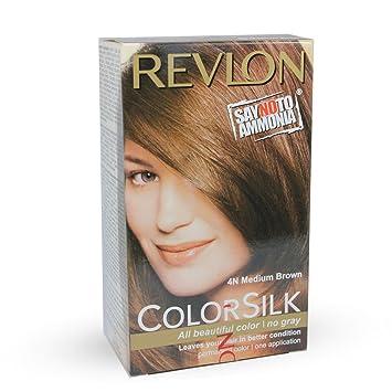 Buy Revlon Colorsilk Hair Color Dark Brown 3N 40ml Online at