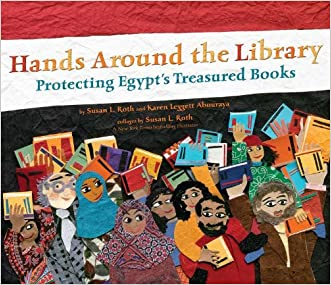Hands Around the Library: Protecting Egypt?s Treasured Books