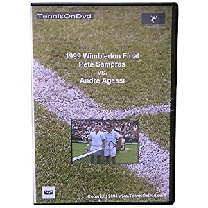 Wimbledon 1999 Final: Sampras vs. Agassi (DVD)
