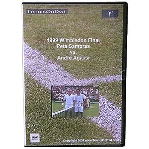 Wimbledon 1999 Final: Sampras vs. Agassi (DVD)