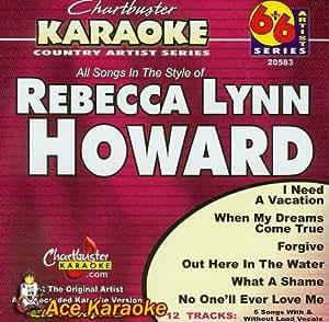 Karaoke Rebecca Lynn Howard