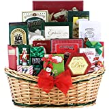 GreatArrivals Gift Baskets Tis The Season Large: Gourmet Holiday Christmas Gift Basket, 3.17 Kg
