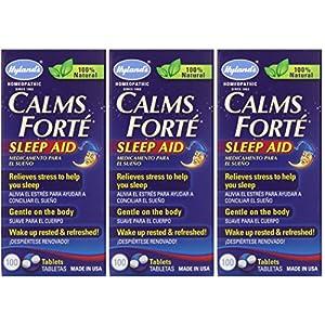 Hyland's Calms Forte Sleep Aid, Tablets