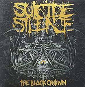 suicide silence the black crown music. Black Bedroom Furniture Sets. Home Design Ideas