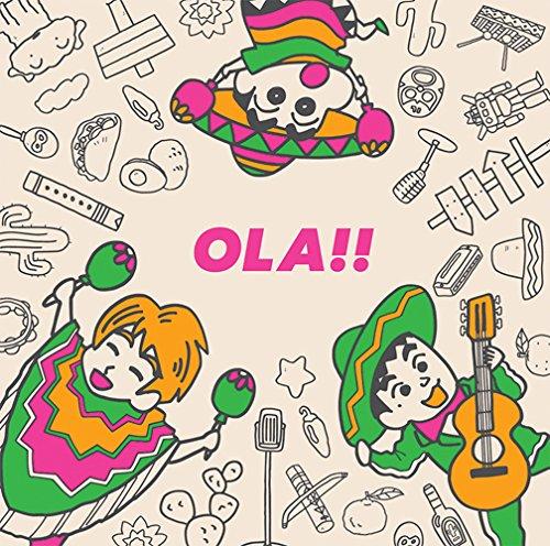 OLA!! [クレヨンしんちゃん盤 (1曲入り)] 完全生産限定盤
