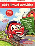 Kid's Travel Activities (Little Passenger Activity Books)