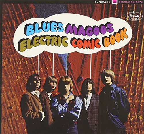 CD : Blues Magoos - Electric Comic Book (CD)