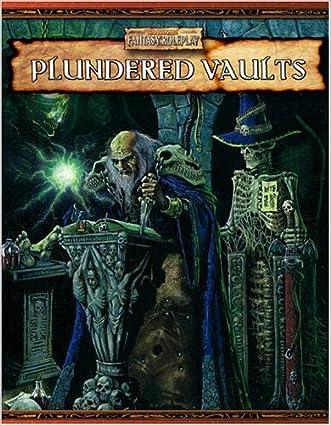 Plundered Vaults (Warhammer Fantasy Roleplay)