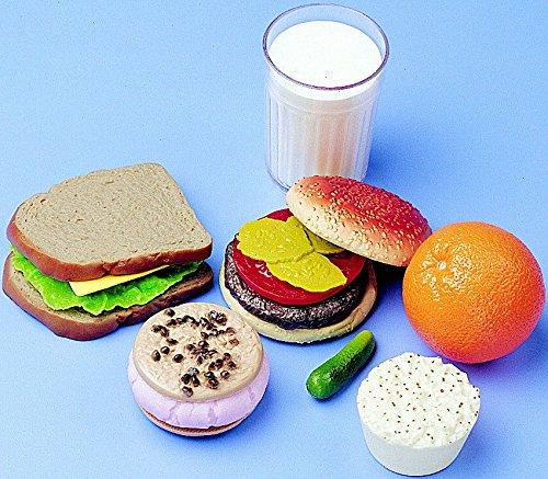 Childcraft Lunch Food Set, Set Of 9