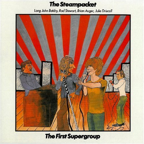 First Supergroup [Vinyl]