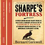 Sharpe's Fortress: Sharpe, Book 3 (       ABRIDGED) by Bernard Cornwell Narrated by Paul McGann