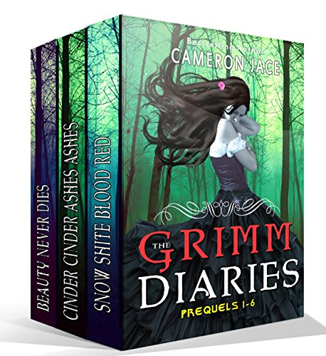 The Grimm Diaries Prequels volume 1- 6: Snow White Blood Red, Ashes to Ashes & Cinder to Cinder, Beauty Never Dies, Ladle Rat Rotten Hut, Mary Mary Quite ... Apples (A Grimm Diaries Prequel Boxset) (Red White And Blood compare prices)
