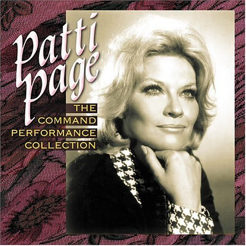 Patti Page - The Command Performance Collection - Lyrics2You