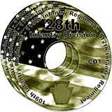 img - for 28th Infantry Division WW2 RESEARCH CD OF BOOKS, INFO, FILES, REPORTS, NARRATIVES, HISTORY 3CDs book / textbook / text book