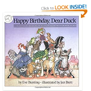 Happy Birthday, Dear Duck