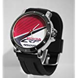 Honda CRF 450R Motocross Custom Watch Fit Your Bike (Color: Black)