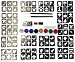 Glitter Tattoo Kit 22 - Princess And...