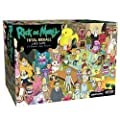 Rick and Morty Total Rickall Cooperative Card Game by Publisher Services Inc (PSI)