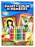 Disney Fairies Paint and Color By Number