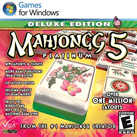 Mahjongg Platinum 5 Deluxe [Download]