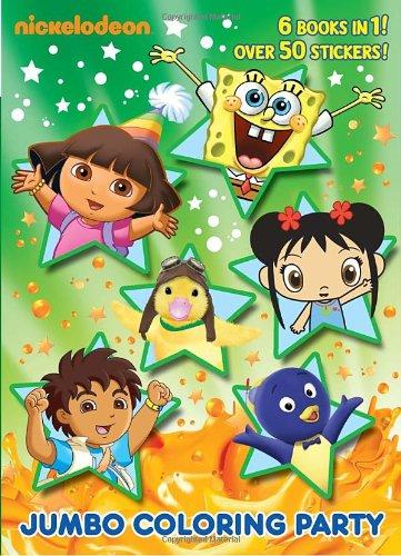 Nick Jr Coloring Book | Browse Nick Jr Coloring Book at Shopelix