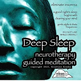 Deep Sleep Neurotherapy Guided Meditation, Release Method