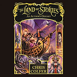 The Land of Stories: An Author's Odyssey Audiobook