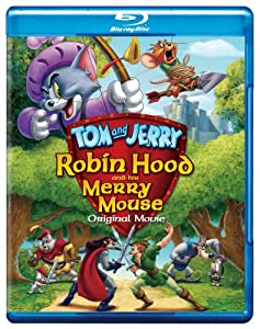 Tom and Jerry: Robin Hood and His Merry Mouse (Blu-ray + DVD + UltraViolet Combo)