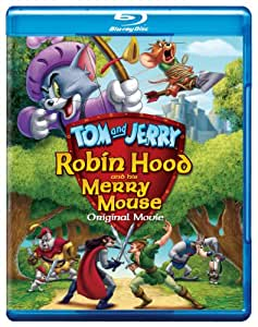 Tom and Jerry: Robin Hood and His Merry Mouse (Blu-ray + DVD)