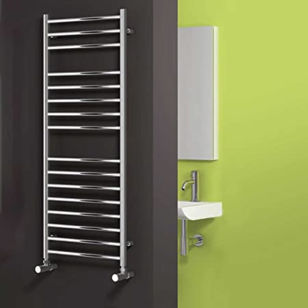Reina luna in acciaio INOX Portasalviette, Stainless Steel, 600mm x 300mm Central Heating
