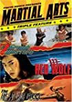 Triple Feature - Martial Art Package...