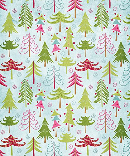 Photography Backdrop Christmas, Christmas Trees Winter Photo Backgrounds, Vinyl Backdrops For Photography Studio By Hsd Backdrops 5'X7' front-63450
