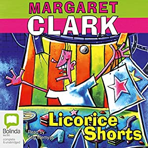 Licorice Shorts Audiobook