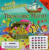 img - for Treasure Hunt! (Jewel Sticker Stories) book / textbook / text book