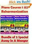 Piano Courses 1 & 2 - Reharmonization...