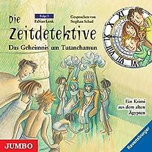 Das Geheimnis um Tutanchamun (Die Zeitdetektive 5) Hörbuch von Fabian Lenk Gesprochen von: Stephan Schad