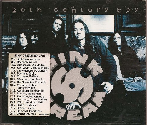 Pink Cream 69 - 20th Century Boy-CDS-1995-MCA int Download