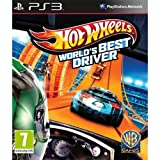 Hot Wheels: World's Best Driver  (PS3)
