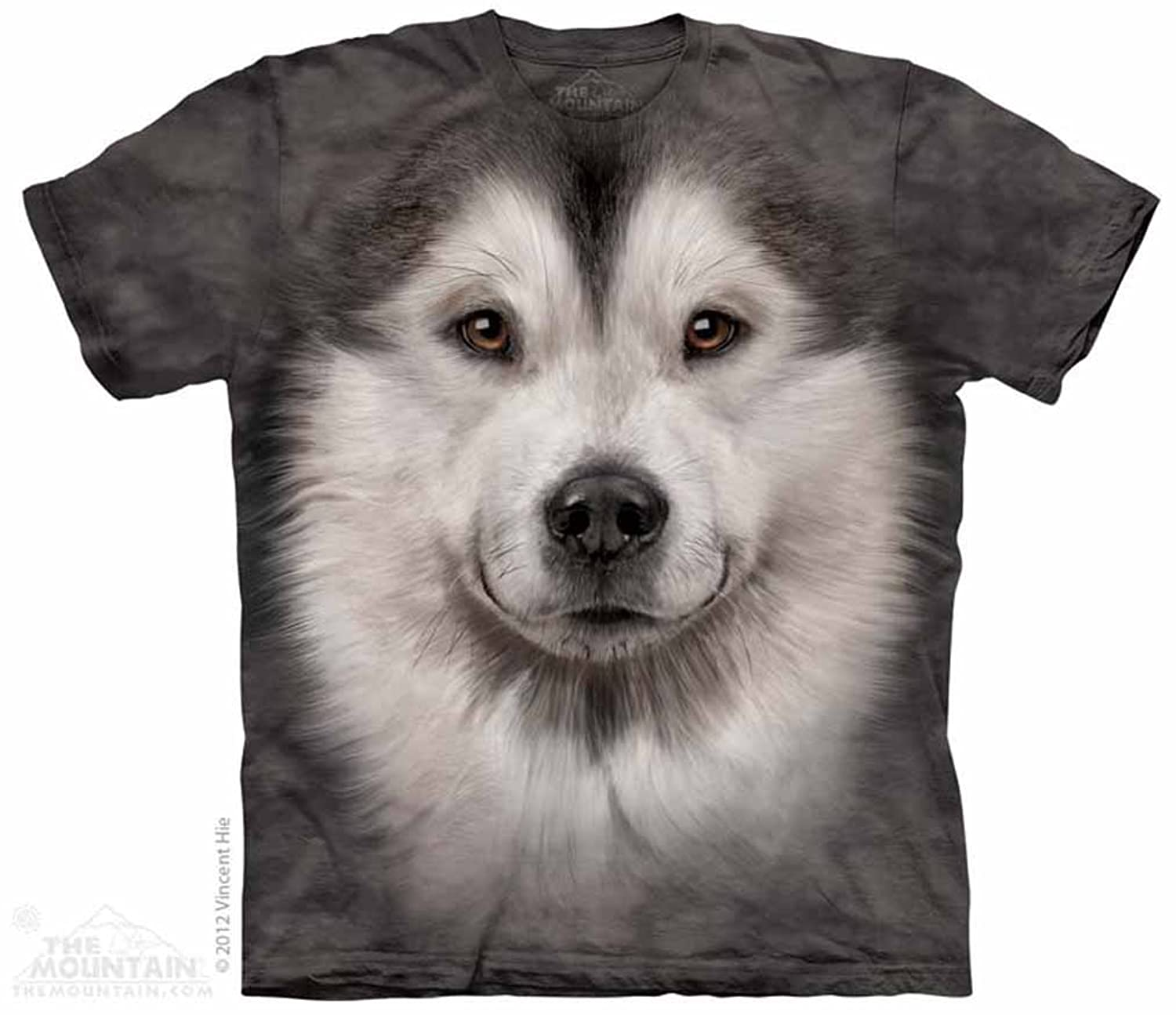 Husky and Malamute awesomely detailed HUGE FACE t-shirts. 61JEQ2nnEiL._UL1500_