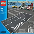 LEGO City T-Junction & Curves