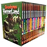img - for Goosebumps Horrorland Collection (18 Volume Set) book / textbook / text book