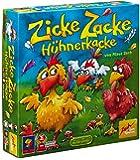 Zoch 601121800 - Zicke Zacke Hühnerkacke, Kinderspiel